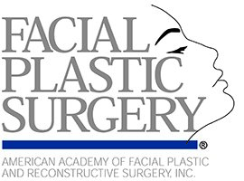Logo for American Academy of Facial Plastic and Reconstructive Surgery